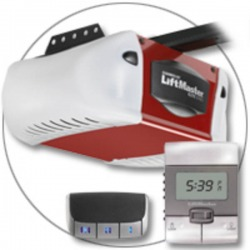 LiftMaster® Opens Up Possibilities with New Residential ...